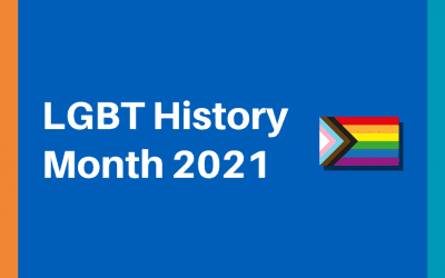 LGBT History Month 2021