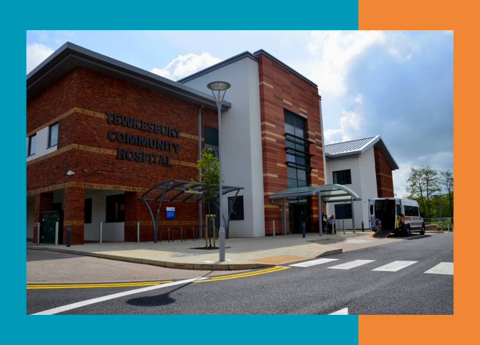 Tewkesbury Hospital announced a joint winner in the Community Hospital Association (CHA) annual Innovation and Best Practice Awards.