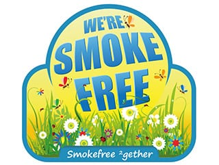 Go Smokefree in 2018