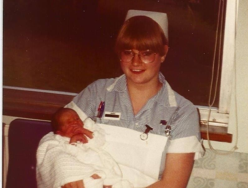 Clare Hicks - 40 years of Nursing