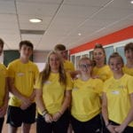 Hartpury College volunteers