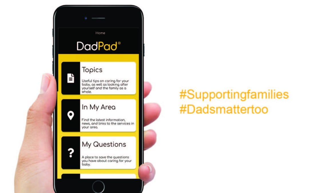 New App Launched to Support Herefordshire Dads
