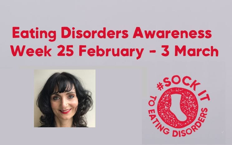 Zoe shares her story for Eating Disorders Awareness Week