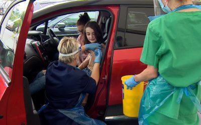 Immunisation Catch Up Clinics