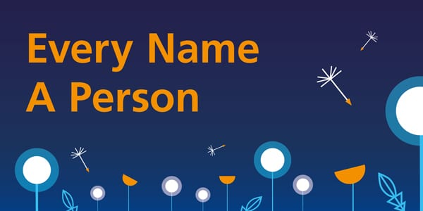Every Name is a Person