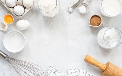 Home Baking in Lockdown – Dietitians Week