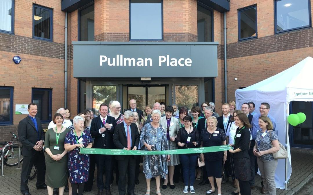Gloucester Hub Officially Open