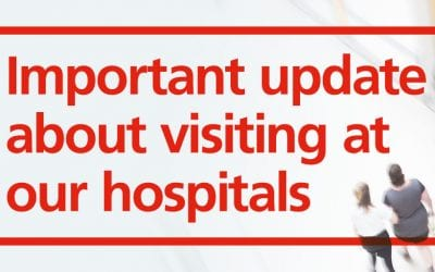 NHS Trusts ease some restrictions on hospital visiting