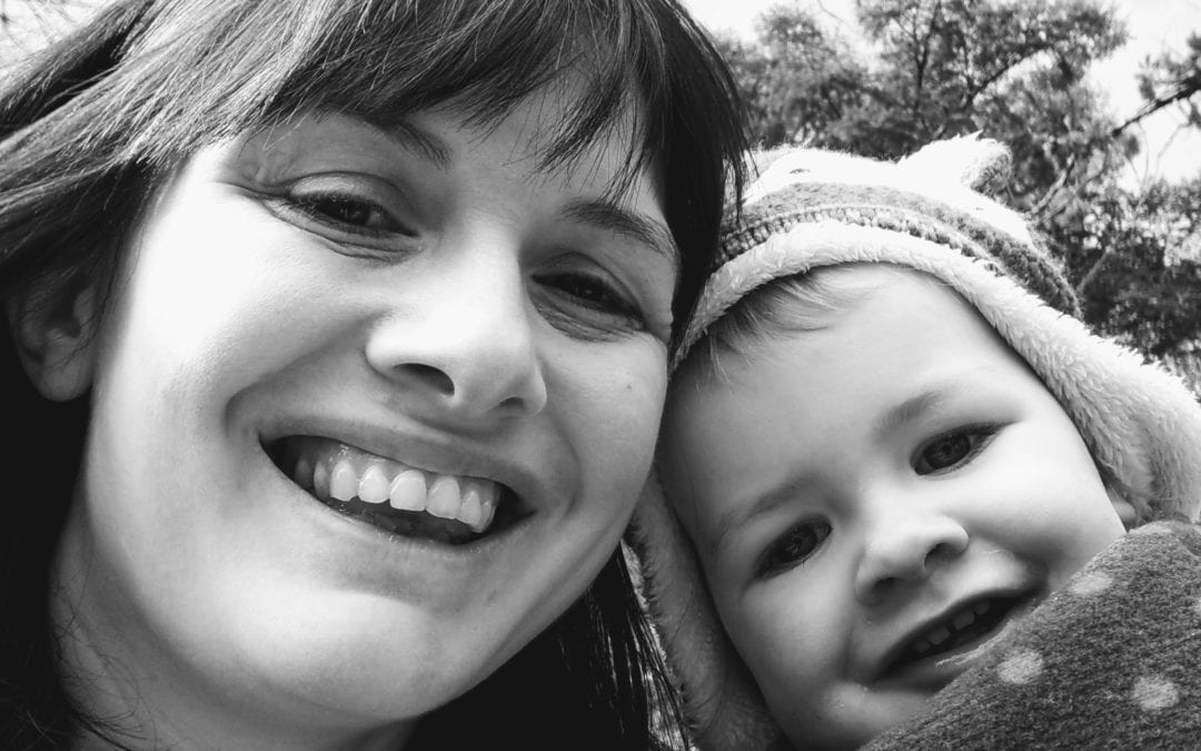 Maternal Mental Health Week – Linda's Story