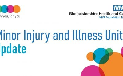 Temporary Minor Injury and Illness Unit changes