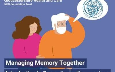 Managing Memory Together – Online Information Sessions