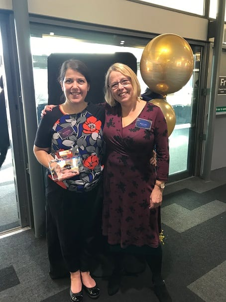 Melanie Triumphs at Apprenticeship Awards