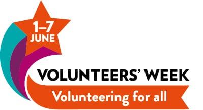 Help us make a difference – Volunteers Week 1-7 June