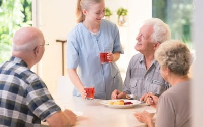 Dysphagia in older people