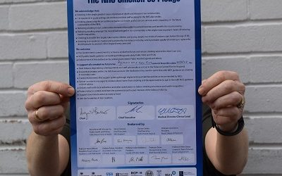 2gether Signs the NHS Smokefree Pledge