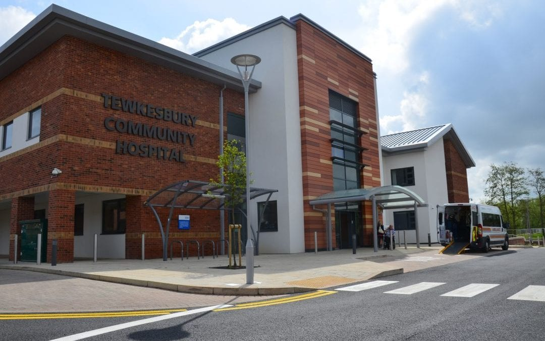 Tewkesbury Community Hospital is to be used to support Gloucestershire patients with Covid-19 (Coronavirus)