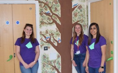 IRESS transforms end-of-life room at Charlton Lane Hospital