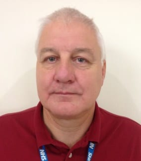 Dr Stephen Alvis
